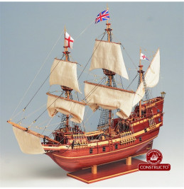 View Product - Constructo: 1:65 Mayflower