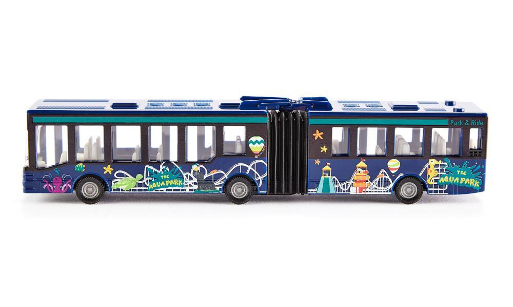 Náhľad produktu - Kĺbový autobus
