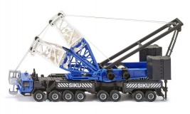 1:55 Heavy Mobile Crane
