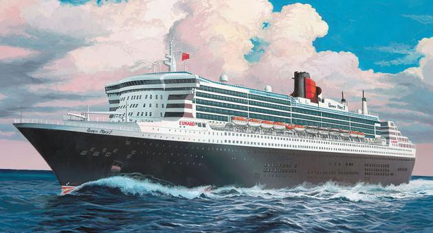 View Product - 1:1200 QUEEN MARY 2