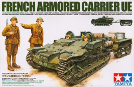 1:35 French Armored Carrier UE