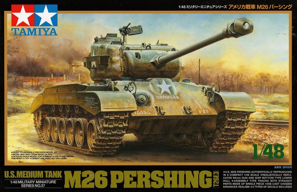 1:48 M26 Pershing