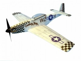 P-51D Mustang Contrary Mary ARF