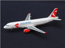 View Product - 1:400 A320-214 ČSA Czech Airlines ″New Colors″