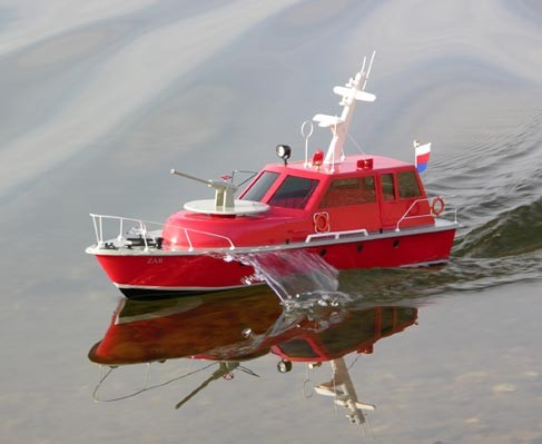 View Product - ZAR Fireboat Kit