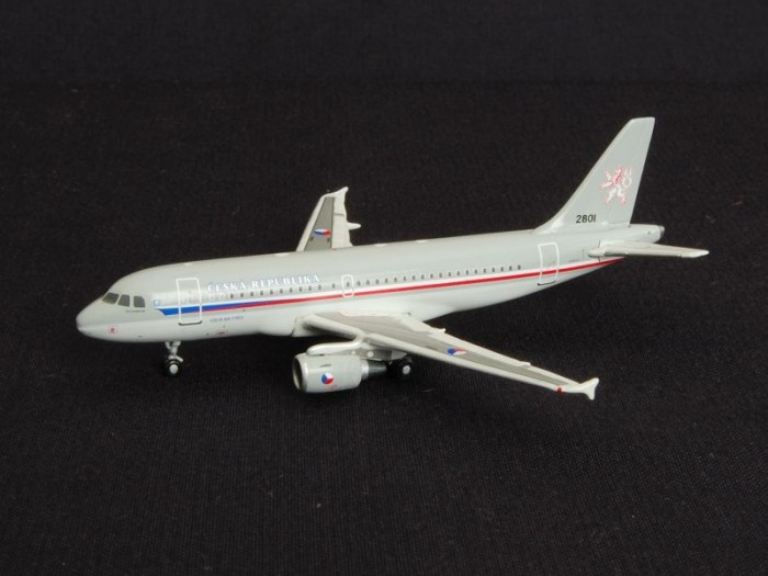 View Product - 1:400 A319CJ Czech Air Force