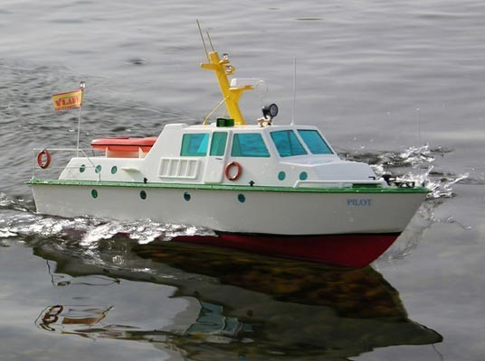 View Product - PILOT Boat Kit