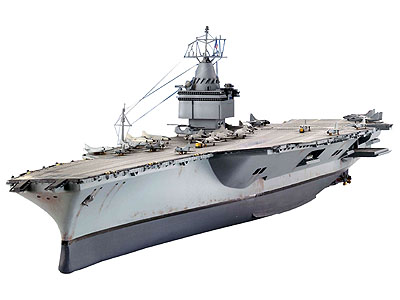View Product - 1:720 USS Enterprise 1961 480 mm