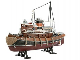 View Product - 1:108 Harbour Tug Boat, 231 mm