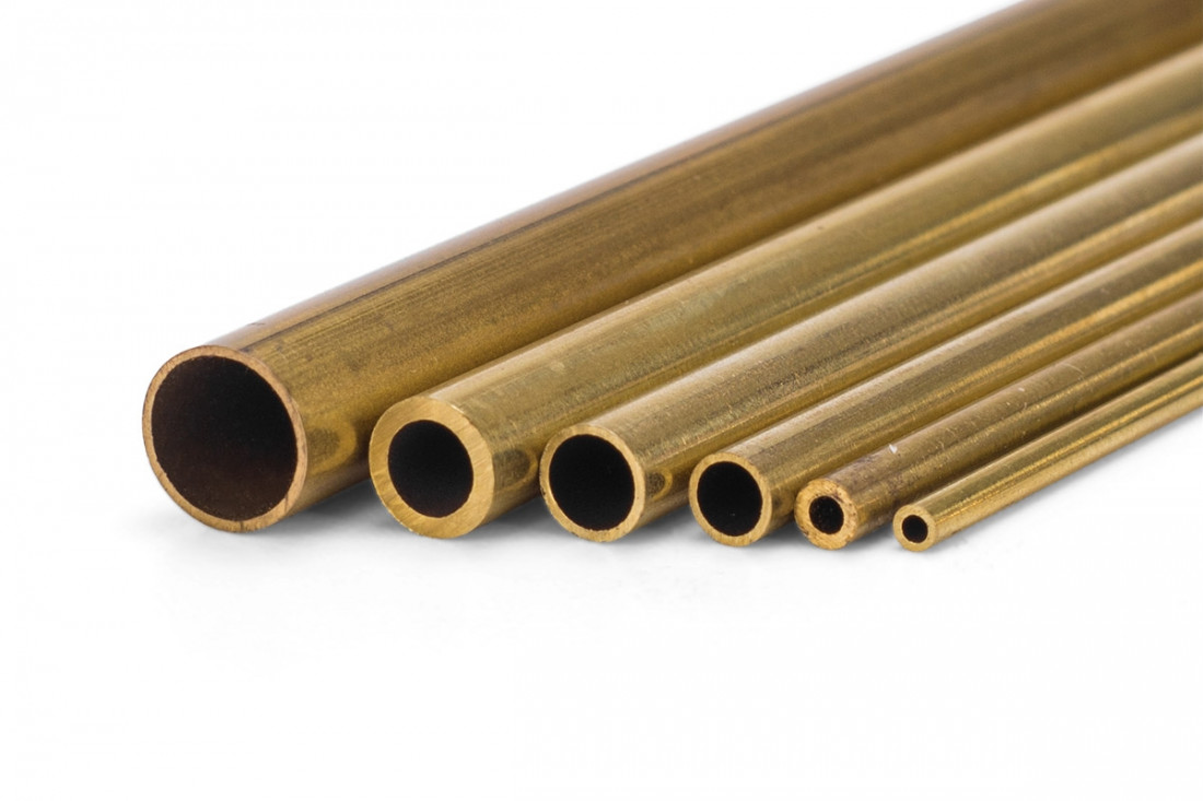 View Product - Hard Brass Tube 6,0/4,2x1000 mm