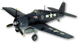 Model Guillows Hellcat 832 mm