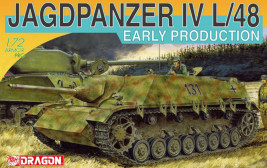 1:72 Jagdpanzer IV L/48 (Early Production)