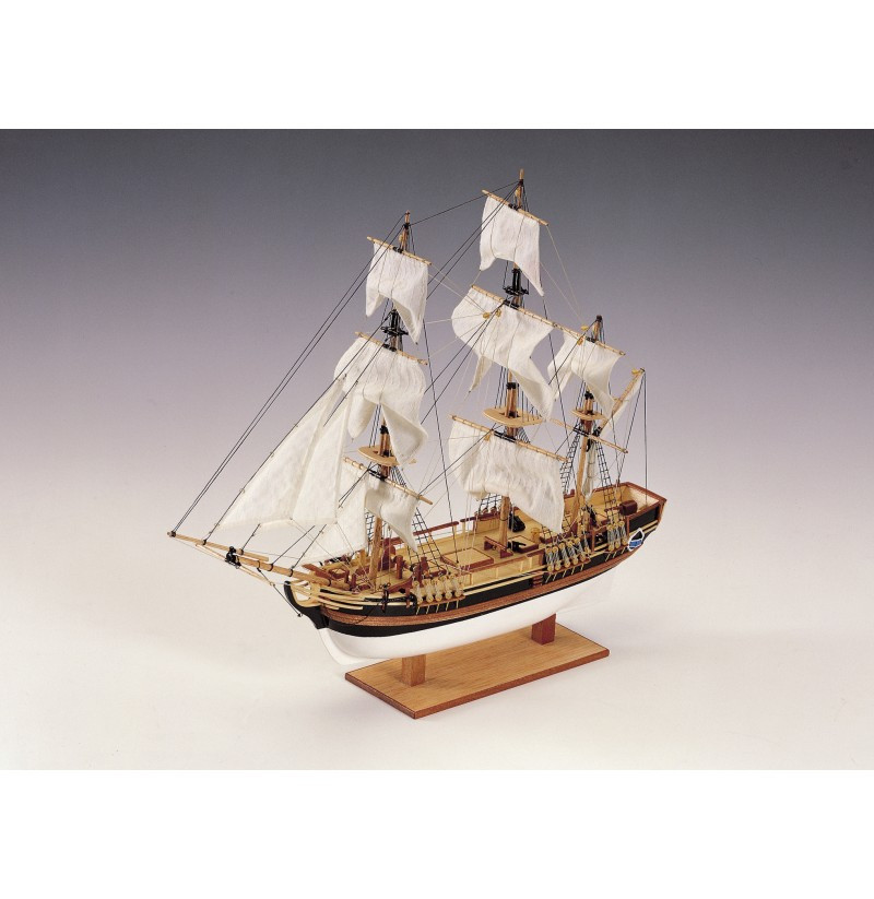 View Product - Constructo: 1:110 HMS Bounty