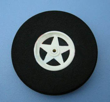 View Product - Extremely lightweight bogie wheel 75 mm