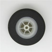 View Product - Extremely lightweight bogie wheel 50 mm