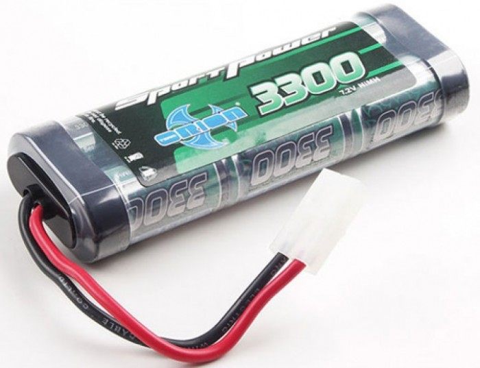 View Product - Orion Sport Power 3300 mAh 7.2 V