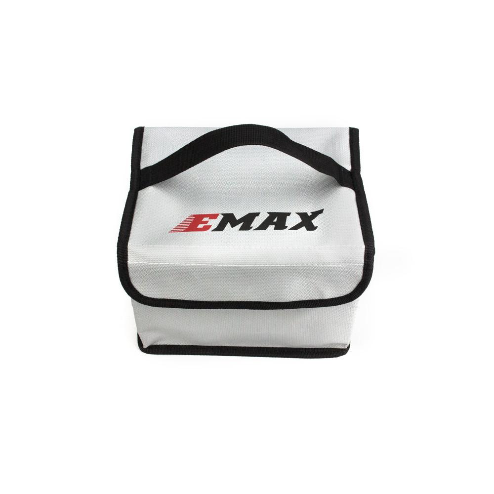 Náhľad produktu - Bezpečnostná taštička Emax LiPo-Safe, 200×150×150 mm