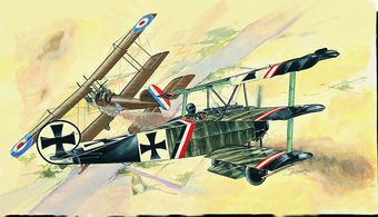 View Product - 1:72 Fokker Dr.I.