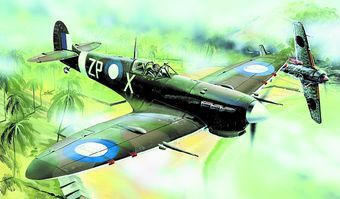 View Product - 1:72 Supermarine SPITFIRE Mk.Vc