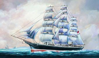 View Product - 1:180 Cutty Sark Klipper
