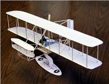 View Product - Wright Flyer laser. carved 615 mm