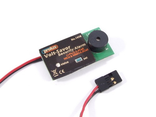 View Product - Voltage indicator for LiPo and NiMh / NiCd batteries