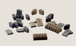1:35 wargames Accessories Canisters