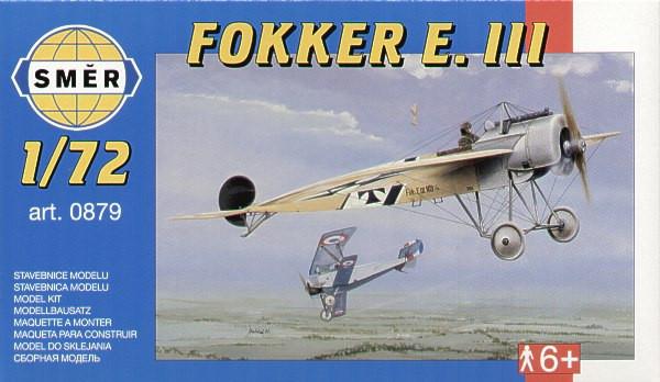 1:72 Fokker E.III