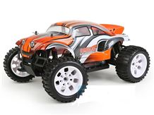1:10 HiMOTO Beetle Electric Truck RTR Set 2,4GHz (Orange)