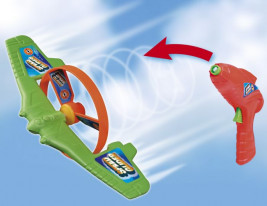 Speed Glider – Shooting Plane