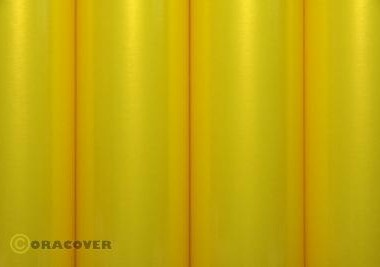 ORACOVER Polyester Covering Film (Yellow)