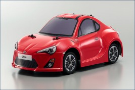 COMIC Racer: Toyota GT86/SCION
