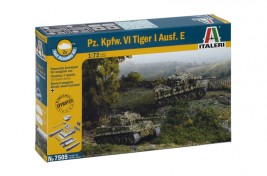 View Product - 1:72 Pz. Kpfw. VI TIGER I Ausf. E