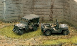 View Product - 1:72 Jeep Willys 4x4 (Fast Assembly Kit)