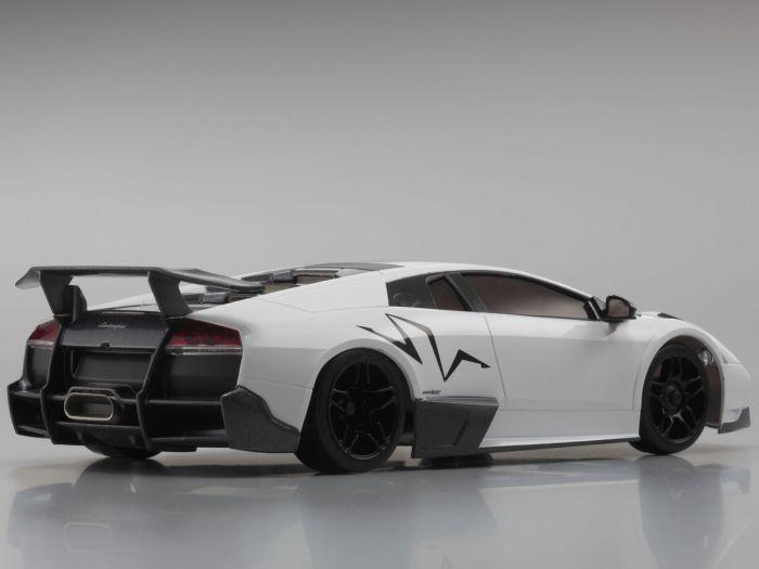 Lamborghini Murcielago Lp670 4 Sv White
