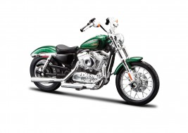 View Product - 1:18 Harley-Davidson XL1200V Seventy Two 2012