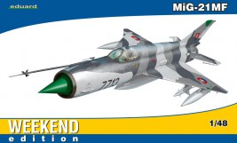 View Product - 1:48 Mig-21MF (WEEKEND edition)