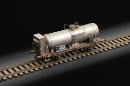 1:87 M TANK with brakeman's cab