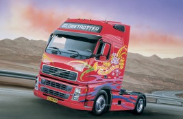 1:24 Volvo FH 16 Globetrotter XL