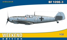 View Product - 1:32 Bf-109E-3 WEEKEND EDITION