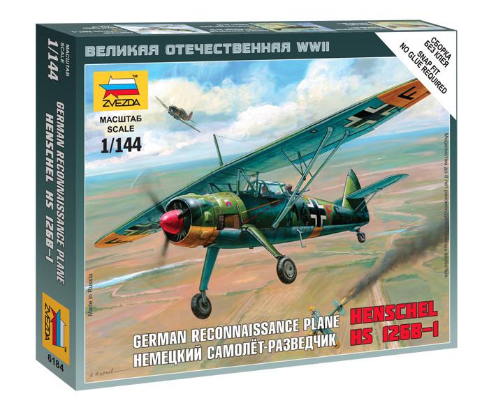 1:144 Henschel HS 126B-I