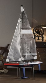 1:40 Fortune 612 III Racing Yacht 2,4GHz RTR