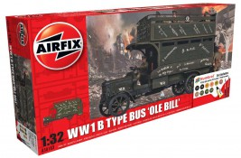 1:32 WWI B Type Bus