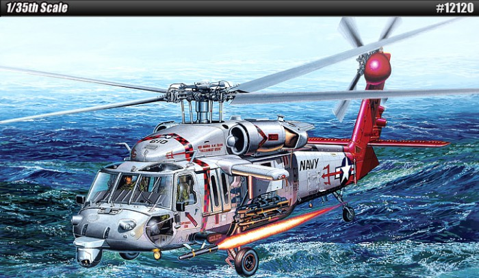 View Product - 1:35 MH-60S HSC-9 ″Tridents″