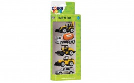 Corgi Toys Construction 5 Pack