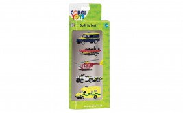 Corgi Toys Rescue 5 Pack