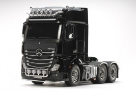 1:14 Mercedes-Benz Actros 3363 6×4 GigaSpace (stavebnice)