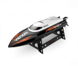Power Venom RC Boat RTR (Black)