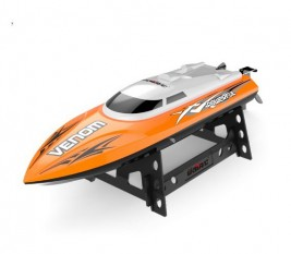 Power Venom RC Boat RTR (Orange)