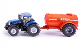 View Product - 1:50 Tractor with Single Axle Cacuum Tanker